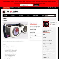 VR Shop - 3DHolic Review - Buy Now, UK