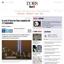Le vrai et tous les faux complots du 11Septembre