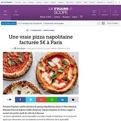 Une vraie pizza napolitaine facturée 5€ à Paris