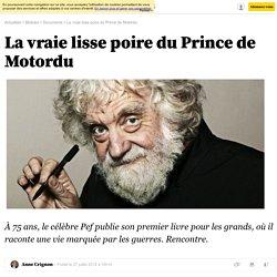 La vraie lisse poire du Prince de Motordu