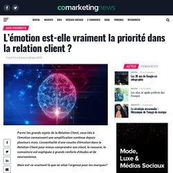L'émotion est-elle vraiment la priorité dans la relation client