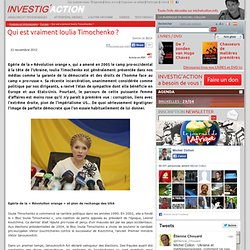 Qui est vraiment Ioulia Timochenko?
