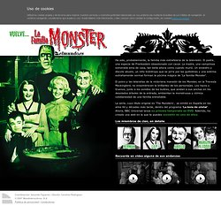 Vuelve La Familia Monster