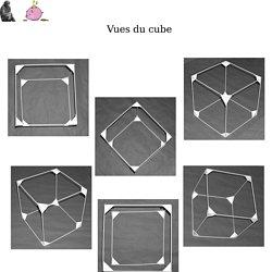 Vues du cube