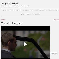 Vues de Shanghai