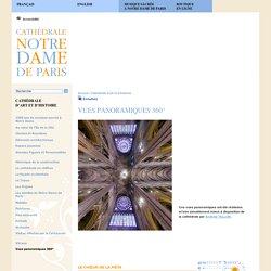 Vues panoramiques 360° Notre Dame