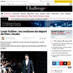 Louis Vuitton : les coulisses du départ de Marc Jacobs