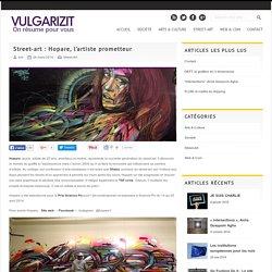 VULGARIZIT Street-art : Hopare, l'artiste prometteur - VULGARIZIT