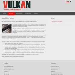 Vulkan Europe BV ~ Rebar