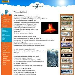 Vulkaner (LättLäst)