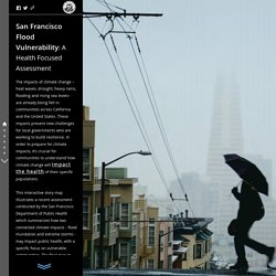 San Francisco Flood Vulnerability: A Health Focused Assessment