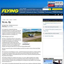 Vx vs. Vy
