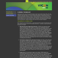 VYCON - Flywheel Technology