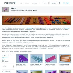 vZome by vorthmann - Shapeways Shops