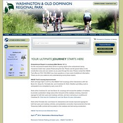 W&OD Railroad - Main Page