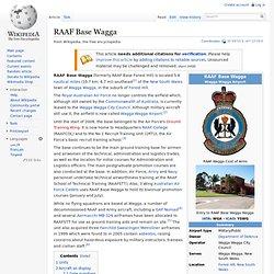 RAAF Base Wagga