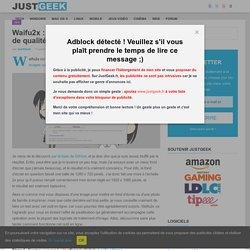 Waifu2x : Agrandir une image sans perte de qualité – JustGeek