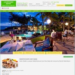 Waikiki Restaurants