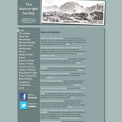 The Wainwright Society :: for lovers of the fells and the Lake District