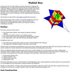 Waldof Box Kite Plans