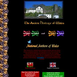 Wales - the ancient Celtic heritage