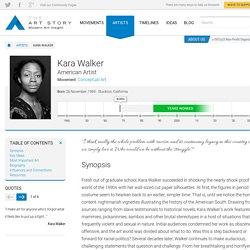 Kara Walker Biography, Art, and Analysis of Works