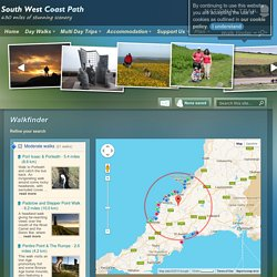 Walkfinder - South West Coast Path