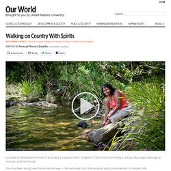 Walking on Country With Spirits