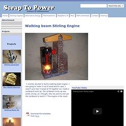 Walking Beam Engine