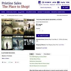The Walking Dead Seasons 1-6 (DVD) – Pristine Sales