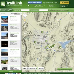 Bike, Walking, Hiking, Running, Snowmobile Trails and Trail Maps