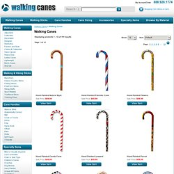 Walking Canes, Walking Sticks, Formal Canes And Hand Carved Cane