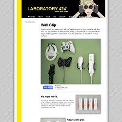 Wall Clip | LABORATORY 424