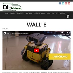 Wall-e – DIYMakers