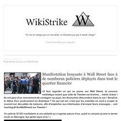Wall Street en Live sur WikiStrike - wikistrike.over-blog.com