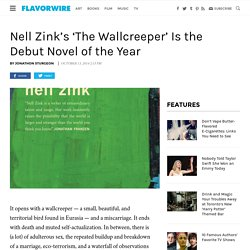 Nell Zink's 'The Wallcreeper' is the Debut Novel of the Year