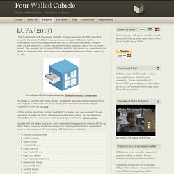 Four Walled Cubicle - LUFA (Formerly MyUSB)