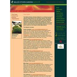 Walled Kitchen Gardens Network.