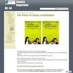 The Perks of being a wallflower - 1kopia Engelska Ht-14