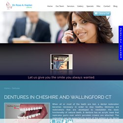 Dentures Wallingford Connecticut