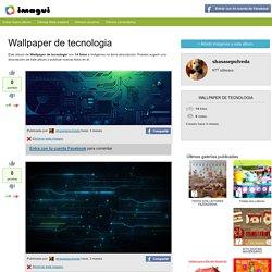 Wallpaper de tecnologia