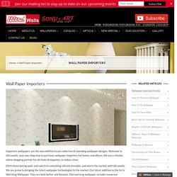 Wallpaper Importers, Wallpaper Importers Delhi NCR