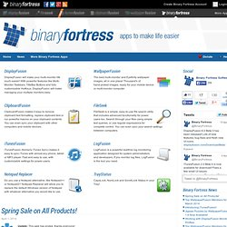 Web Performance Monitor | Binary Fortress Software