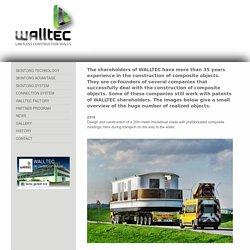 WALLTEC GmbH - HISTORY
