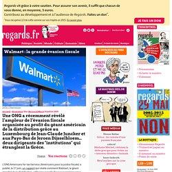 Walmart : la grande évasion fiscale