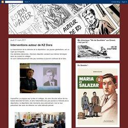 ROBIN WALTER: Interventions autour de KZ Dora