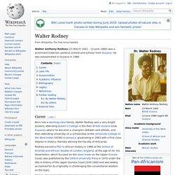 Walter Rodney