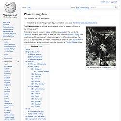 Wandering Jew