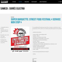 20140412 Street Food Festival @ Wanderlust