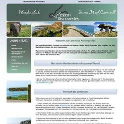 Wandern auf Cornwalls Küstenpfaden